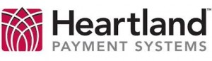 Heartland Payment Systems Logo - White