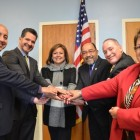 Governor of New Mexico Visits with NJ Business Leaders
